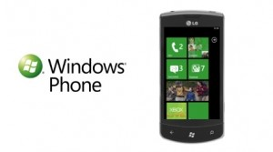 Windows Phone 7 su LG