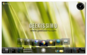 Windows 8 concept gui