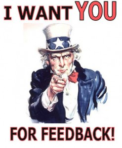 uncle sam feedback