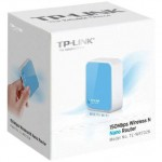 Confezione TP-LINK TL-WR702N router wireless