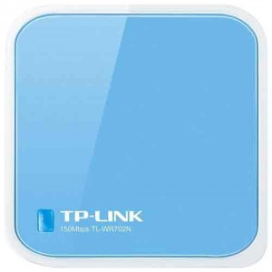 TP-LINK TL-WR702N Router Wireless