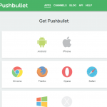 pushbullet download app
